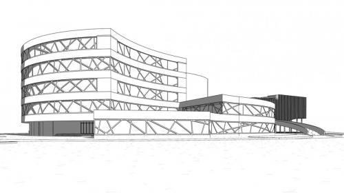 Benin-Shopping-Galleria-Mall-Cleec-Designs-Okolie-Uchechukwu-Perspective-Render-Line